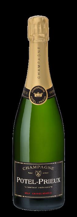 Champagne Potel Prieux Brut Grande Réserve