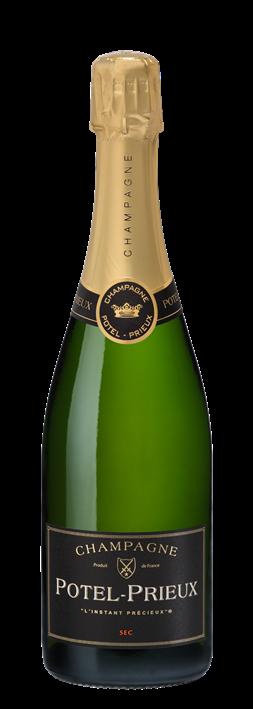 Champagne Potel Prieux Sec